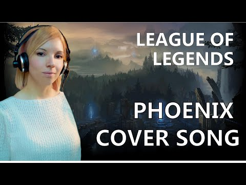 PHOENIX - LEAGUE OF LEGENDS COVER by KYASARIN