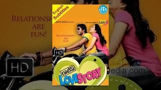 getlinkyoutube.com-Routine Love Story Telugu Full Movie || Sundeep Kishan, Regina || Praveen Sattaru || Mickey J Meyer