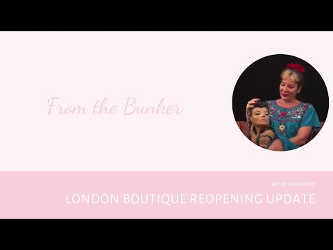 What Katie Did: London & Burbank Boutique Reopening