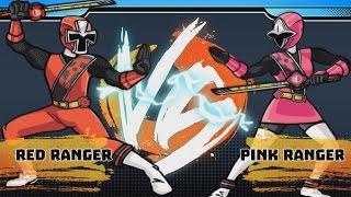 getlinkyoutube.com-Power Rangers Ninja Steel: Super Brawl World