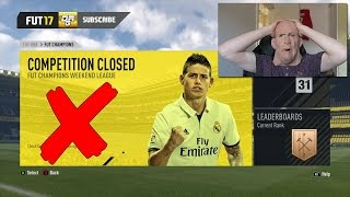 getlinkyoutube.com-FUT CHAMPIONS WEEKEND LEAGUE CANCELLED DUE TO CHEATERS!!