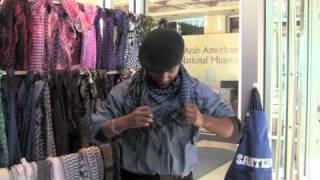 getlinkyoutube.com-How to wear a keffiyeh