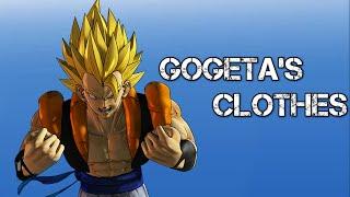 getlinkyoutube.com-Dragon Ball Xenoverse - How To Get Gogeta's Clothes