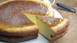 getlinkyoutube.com-Recette de gâteau au fromage / cheesecake recipe