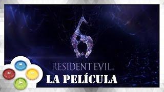 getlinkyoutube.com-Resident Evil 6 Pelicula Completa Español