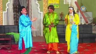 getlinkyoutube.com-Best Of Tariq Teddy and Mastana New Pakistani Stage Drama Full Comedy Clip