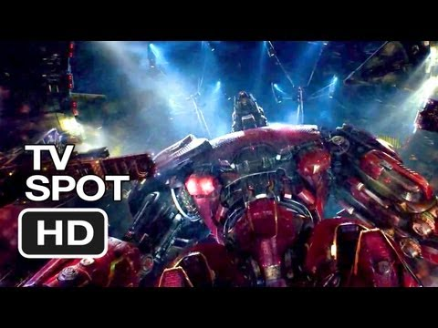 Pacific Rim TV SPOT - Go Big, Or Go Extinct (2013) - Guillermo del Toro Movie HD