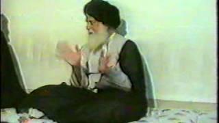 getlinkyoutube.com-(اشهر لقاءات السيد الشهيد محمد الصدر قدّسَ الله سره )( لقاء الحنانة ) ( الجزء الاول)