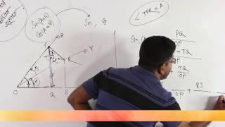 01. Trigonometric Ratios of Compound Angles Part 01   যৌগিক কোণের ত্রিকোণমিতিক অনুপাত পর্ব ০১