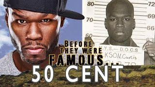 getlinkyoutube.com-50 CENT - Before They Were Famous - CURTIS JACKSON