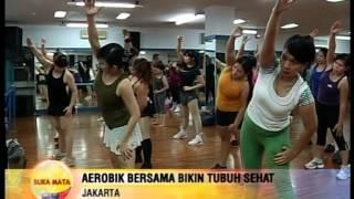 getlinkyoutube.com-Studio 99 - Sanggar Senam khusus wanita - Acara Buka Mata di MNC TV 2013