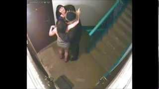getlinkyoutube.com-Часть 2! Скрытая камера и агрессивные соседи в подъезде! 480p