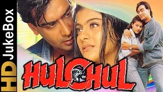 Hulchul 1995 | Full Video Songs Jukebox | Vinod Khanna, Ajay Devgan, Kajol