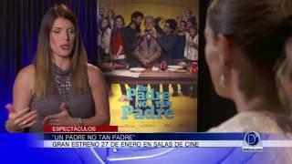 Jaqueline Bracamontes da detalles de la película