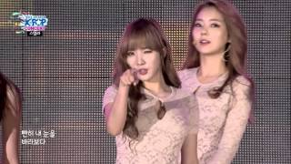 getlinkyoutube.com-(2015 K-POP in Incheon ) Stellar - Vibarato (스텔라 - 떨려요)