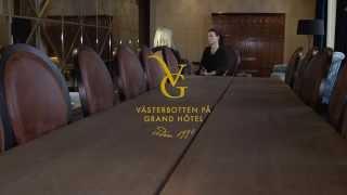 Därför Västerbotten på Grand Hôtel - skogstekniska klustret