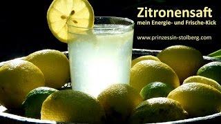 getlinkyoutube.com-Zitronenwasser, mein morgendlicher Energie- und Frische-Kick