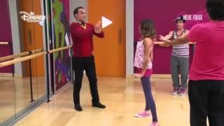 getlinkyoutube.com-Violetta 2 - Tanzunterricht (Folge 26) Deutsch