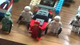 getlinkyoutube.com-My Lego Clone Army with Custom Vehicles