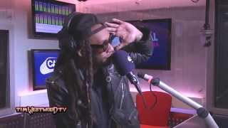 getlinkyoutube.com-Ty Dolla Sign on paranoid, fake bootys, baddest chicks - Westwood