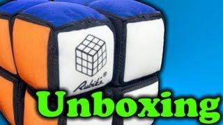 getlinkyoutube.com-Rubik's Soft Cube 2x2 Unboxing