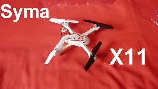 getlinkyoutube.com-Syma X11 FPV Mods