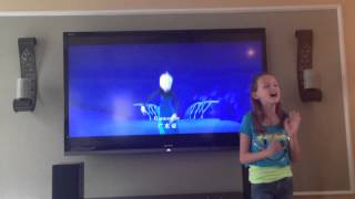 "getlinkyoutube.com-""Let It Go"" in 25 languages sung by 9 year old Lexi Penick"