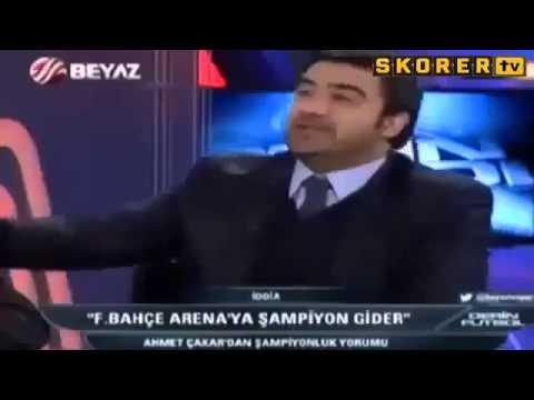 Fenerbahçe Şampiyon Olursa Kadın Çorabı Giyerim Rasim Ozan Kütahyalı