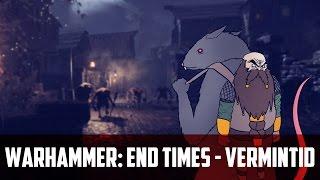 getlinkyoutube.com-Warhammer: End Times — Vermintide [#1] - Приключения гнома