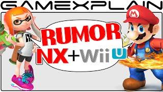 Nintendo NX & Wii U Ports - Rumor Discussion
