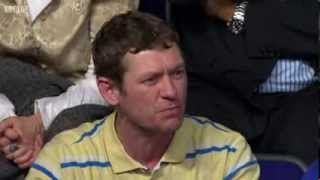 getlinkyoutube.com-Man Walks Out Of Question Time Studio Over Immigration Row - BBCQT Barking  06/03/2014