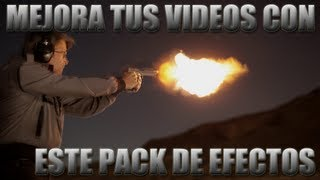 PACK DE EFECTOS VISUALES Y DE SONIDO PARA TUS VIDEOS GRATIS