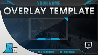 getlinkyoutube.com-Photoshop Stream Overlay Template | all Colors | Free Download!