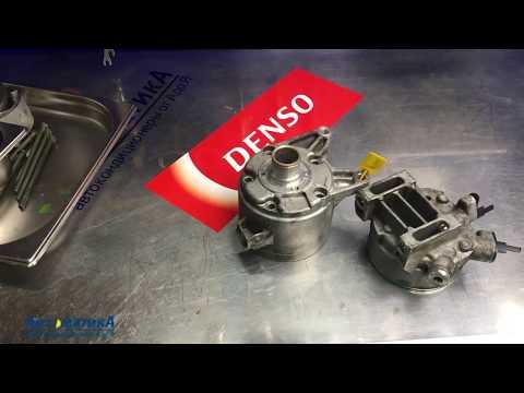 Грязные радиаторы на Nissan Murano. К чему приводит высокое давление в контуре хладагента.