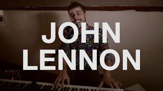 John Lennon - Imagine | Cover by Jeff Carl