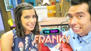 getlinkyoutube.com-Preguntas a Yo Soy Franky y Tour por el Set de Grabación - VLOG #14