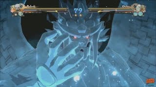 getlinkyoutube.com-Naruto Shippuden Ultimate Ninja Storm 4 - Demo Gameplay #2