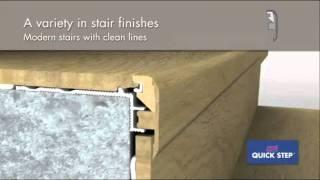 getlinkyoutube.com-Profil schodowy - Rozwiązanie Quick-Step dla Waszych schodów - prezentacja
