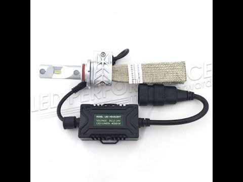 Светодиодные лампы LED 9005/HB3/H10 5GS