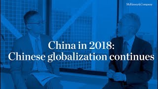 Chinese Globalization