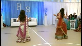 getlinkyoutube.com-Hema's Wedding dance 2012