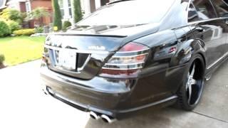 getlinkyoutube.com-Mercedes S550 On 22s WALD Edition