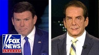 Bret Baier reads an update from Charles Krauthammer