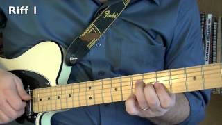 getlinkyoutube.com-3 Easy Rockabilly Licks
