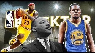 getlinkyoutube.com-MLK DAY MATCH UP CAVS vs Warriors!! - Tuesday Team Up