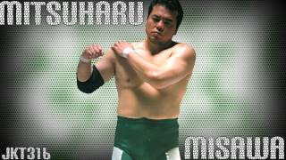 getlinkyoutube.com-Mitsuharu Misawa Theme ''Spartan X'' (Arena Edit) + DL