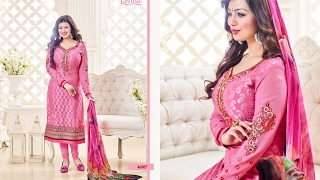 Ayesha Takia Salwar kameez 2017 || Latest Collection || Indian Dress Material || Lavina vol 46