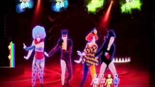 getlinkyoutube.com-Just Dance 2016 Circus By Britney Spears (Wii)