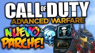 """getlinkyoutube.com-Advanced Warfare """"NUEVO PARCHE""""! Regalos, Suministros, Multibajas, Hack y MUCHO MÁS...!"""