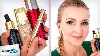 getlinkyoutube.com-Makijaż i pielęgnacja skóry dojrzałej - porad i wskazówek udziela Karolina